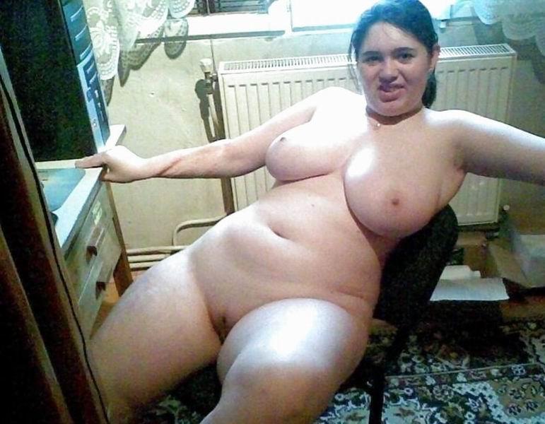 Amateur BBW Fat Girl with Big Tits, Free Porn 7c: